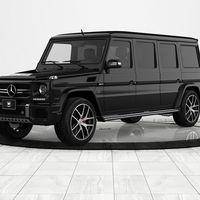 El Mercedes-Benz G 63 AMG de Inkas Armored es la limusina blindada y todoterreno del millón de euros