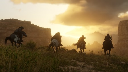 Aquí tienes una ronda de imágenes de Red Dead Redemption 2 dignas de ser enmarcadas