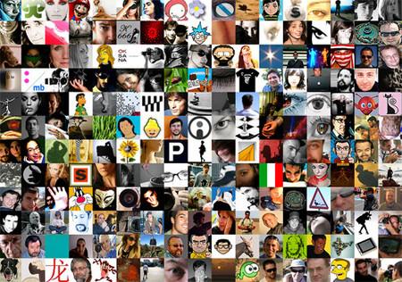 Buddies, todos tus contactos de flickr a vista de avatar