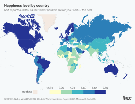 1601b05 World Happiness Report 2015 World Map Vox