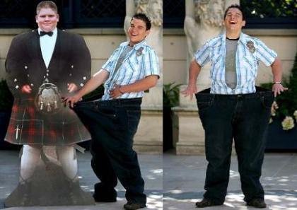 Ganador del Concurso Mundial de Dietas de Adelgazamiento