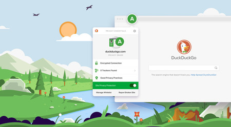 Duckduckgo Safari