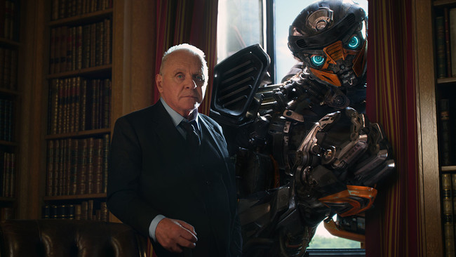 Anthony Hopkins en Transformers: The Last Knight