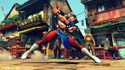 Foto de Street Fighter IV - Famitsu 08012008 (7/45)