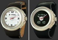 Phosphor Ana-Digi Watch, reloj con tinta electrónica