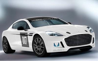 Aston Martin llevará un Rapide S de hidrógeno a las 24 horas de Nürburgring