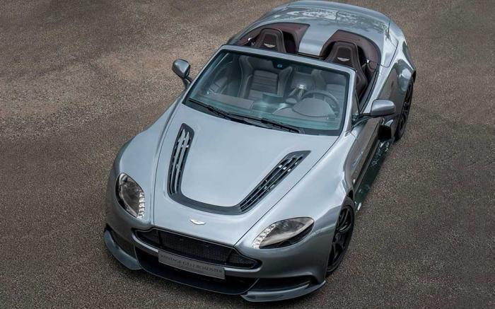 Foto de Aston Martin Vantage GT12 Roadster (11/12)