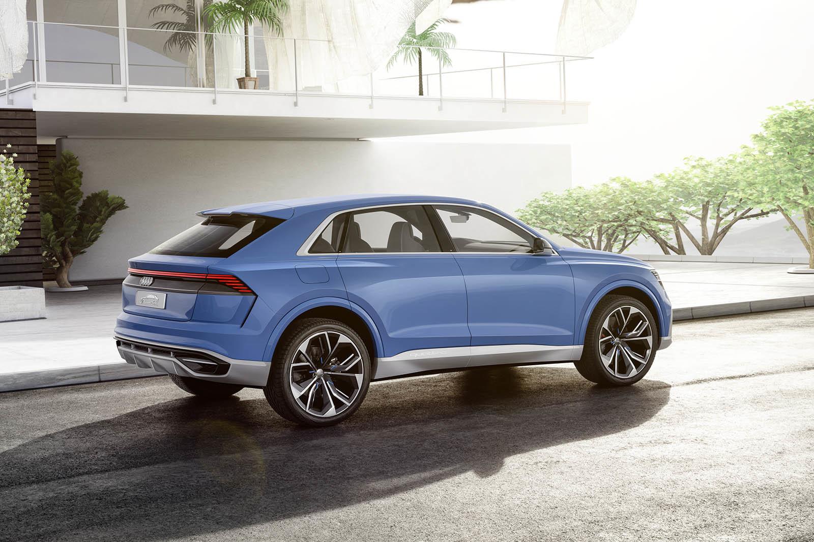 Foto de Audi Q8 Concept (21/39)