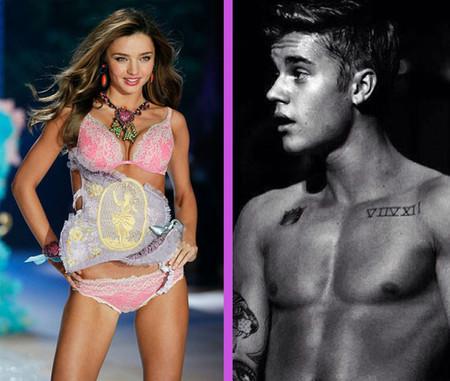 Sí, Miranda Kerr y Orlando Bloom lo han dejado por Justin Bieber: ¡anda ya!