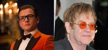 ¡Tenemos nuevo Elton John! Taron Egerton sustituye a Tom Hardy en 'Rocketman'