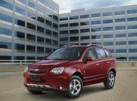 2012 Chevrolet Captiva Sport, vuelve el Antara a EEUU