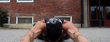 Flexiones extremas: desafiando a la gravedad