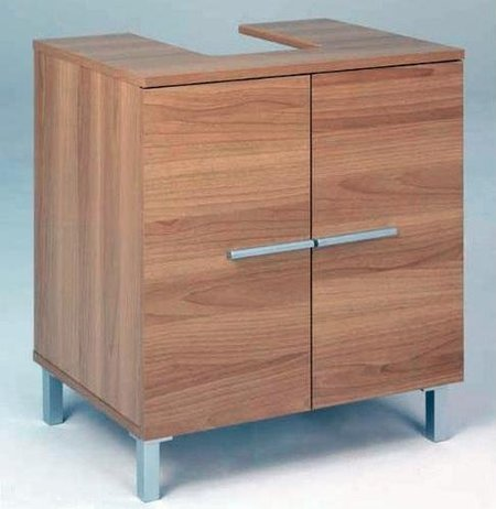 mueble bajo lavabo con pedestal 1