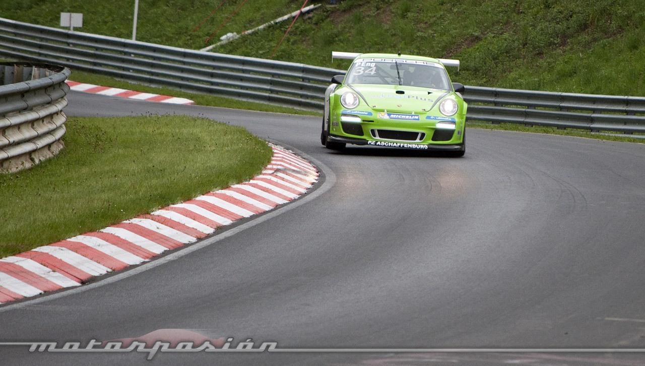 Foto de La increíble experiencia de las 24 Horas de Nürburgring (35/114)
