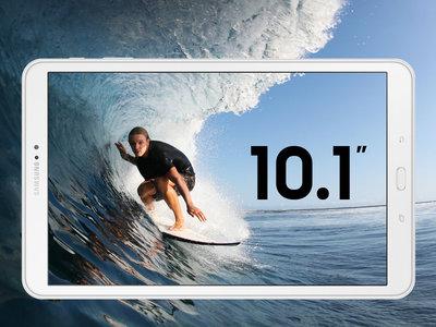 Samsung Galaxy Tab A 2016 por 199 euros en El Corte Inglés