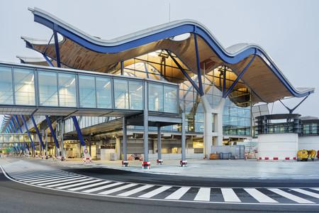 T4 Aeropuerto Madrid Barajas