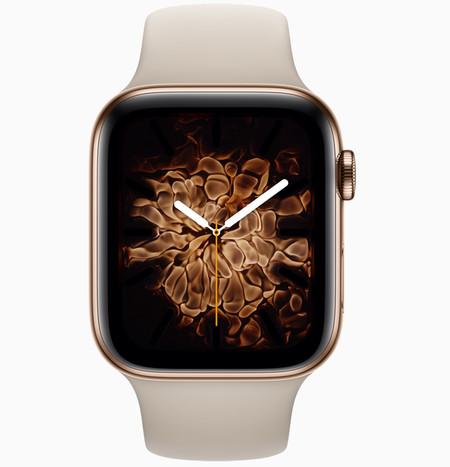 Apple Watch Series4 Fire 09122018
