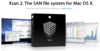Apple lanza Xsan 2