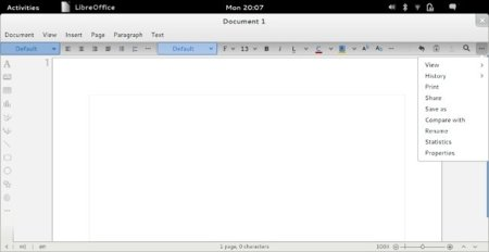 Citrus y Zest, los nuevos conceptos de interfaz de LibreOffice para el escritorio y para móviles
