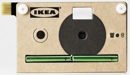 La cámara de fotos de Ikea se llamará KNÄPPA