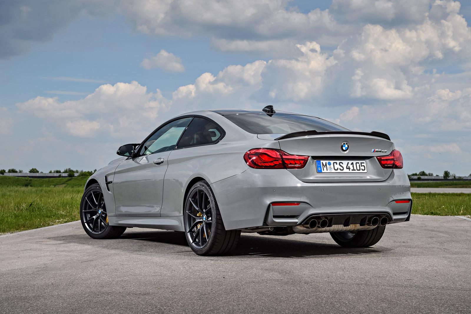 Foto de BMW M4 CS Lime Rock Grey Metallic (4/18)