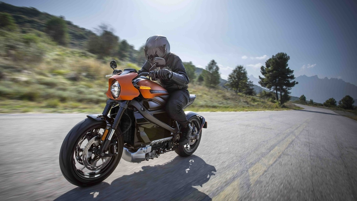 La Harley-Davidson eléctrica tiene nuevos datos oficiales y llegará con 225  km de autonomía 7afba135a12