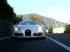 Vídeo de presentación del Bugatti Veyron