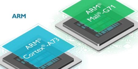 ARM Cortex-A73 y Mali-G71, nuevos núcleos para CPU y una GPU pensada para realidad virtual