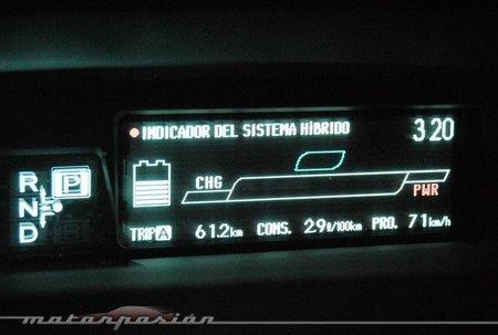 Consumos Toyota Prius