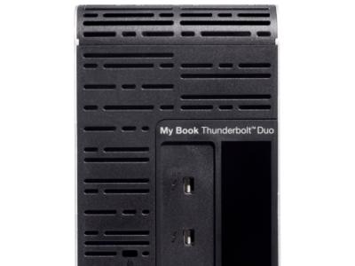 El WD My Book Thunderbolt Duo ya está aquí