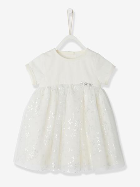 Vestido De Muselina Bebes