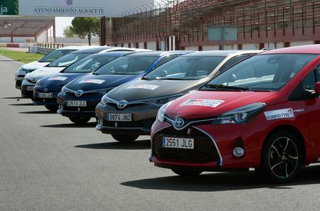 ¿Eres capaz de identificar todos estos Toyota solo viendo una pequeña foto?