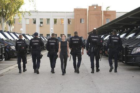 Antidisturbios Serie De Television De Rodrigo Sorogoyen En Movistar