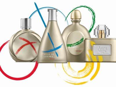 Loewe rinde homenaje a los Juegos Olímpicos de Río 2016 con su nueva colección de perfumes