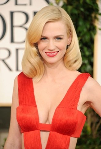 Globos de Oro 2011 January Jones