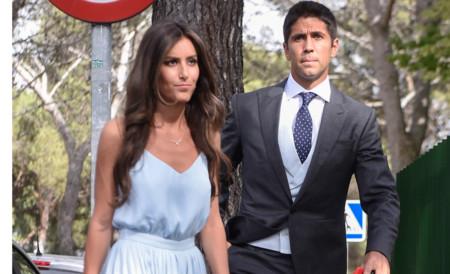 Ana Boyer la invitada protagonista en la boda de la hermana de Fernando Verdasco