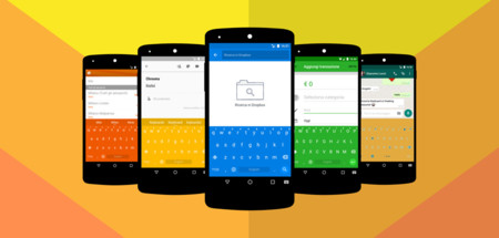 Chrooma Keyboard 2.0 llega gratis a Google Play con nuevas características