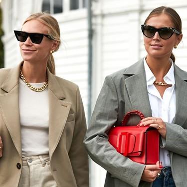 11 propuestas low-cost para hacerse con el accesorio más viral del otoño: el collar cadena dorado