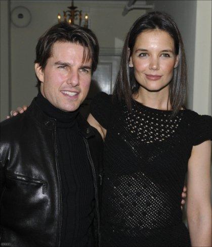 Tom Cruise y Katie Holmes ¿Se acabó lo que se daba?