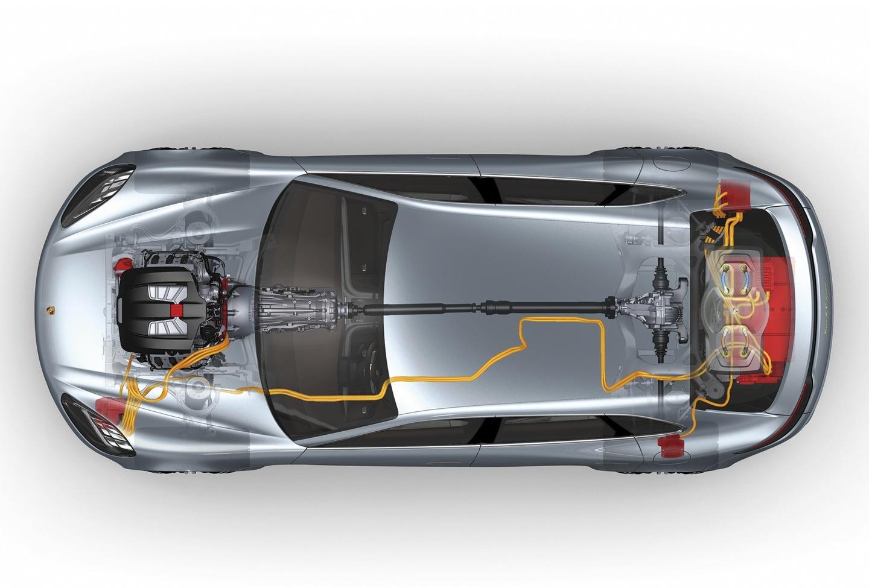 Foto de Porsche Panamera Sport Turismo (10/17)