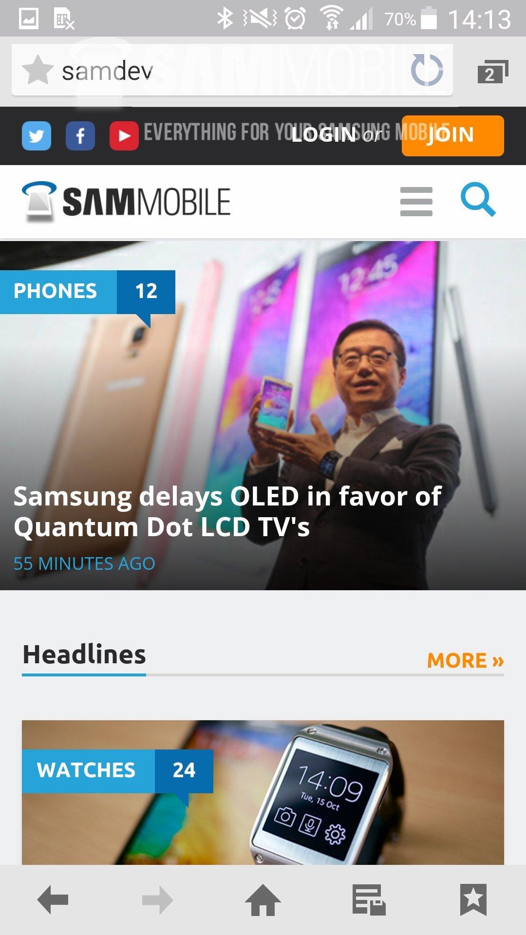 Foto de Android 5.0 Lollipop para Samsung Galaxy Note 3 (6/9)