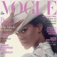 Vogue UK: Rihanna