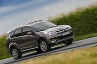 Citroën C-Crosser: nueva caja automática y rediseño