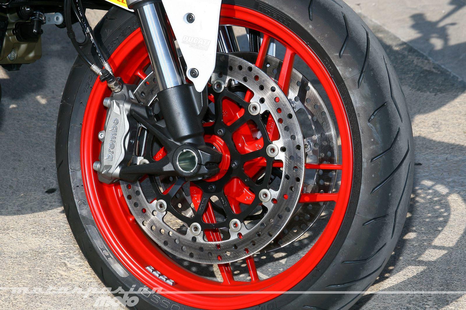 Ducati Monster 821 >> Ducati Monster 821, presentación prensa (45/51)
