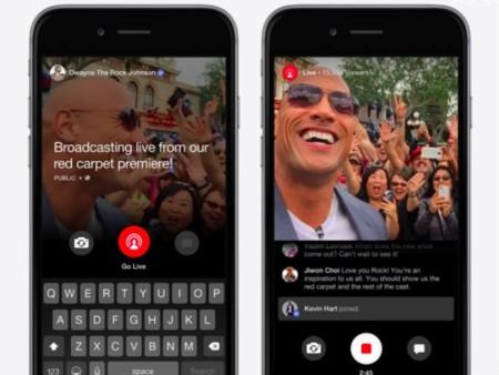 Facebook ubicará los videos en directo en la parte superior del News Feed de los usuarios
