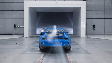 Porsche 911 Gt3 Tunel Viento