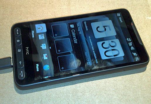 HTC Leo, primera filtración de imágenes