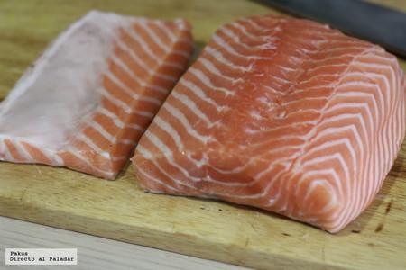 Primer Corte Salmon