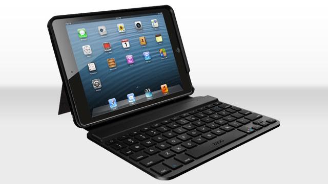 Mini 7 de ZAGG, un teclado mínimo para un tablet pequeñito