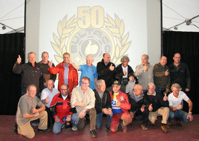 50 Aniversario de Bultaco: gris nostalgia